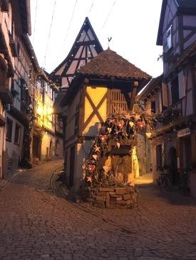 Pueblos con encanto Alsacia