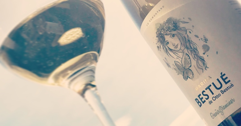 bestue-marina-gewürztraminer-somontano-vino